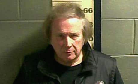 Don McLean Mug Shot