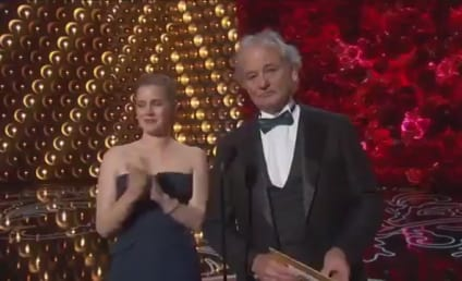Bill Murray Shouts Out Harold Ramis at Academy Awards: See His Poignant Tribute