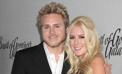 Heidi and Spencer Wearing Rings, Looking Plastic