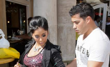 """Pregnant Snooki Ready to Turn Over a New Leaf, """"Transition Into Adulthood"""" (Yeah Right)"""