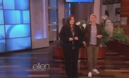 Jennifer Livingston, Ellen DeGeneres Film Local News Promo