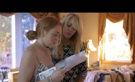 Lindsay Lohan Shares Private Thoughts From Rehab