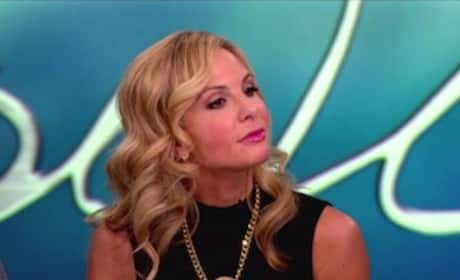 Elisabeth Hasselbeck on The View