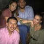 Javi Marroquin With Lady Friends