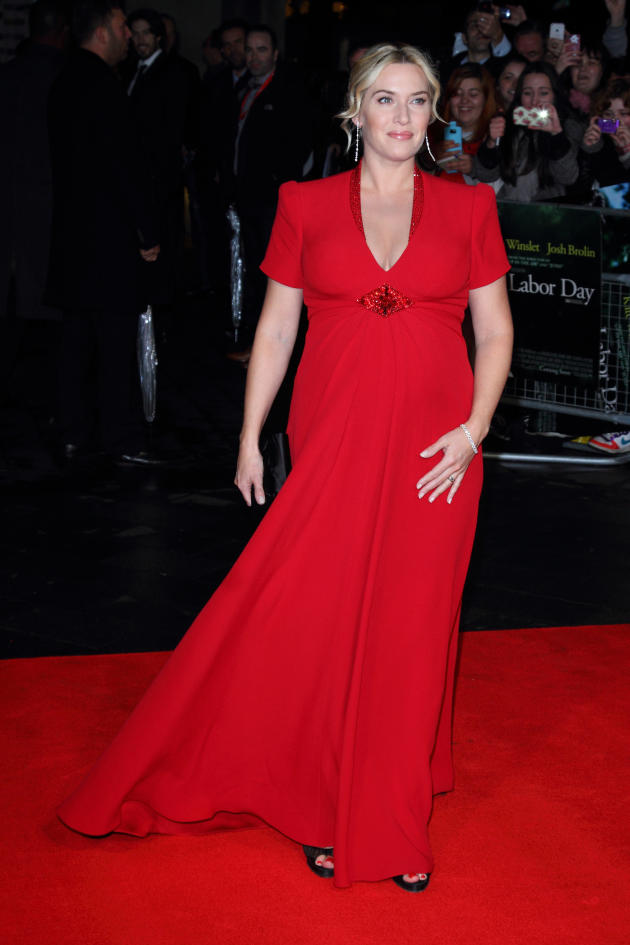 Kate Winslet in Red