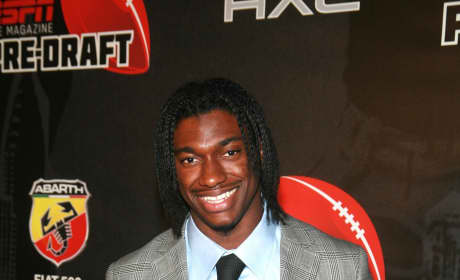 Should Rob Parker have been suspended for his Robert Griffin III comments?