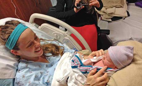 Jill Duggar Baby Pic