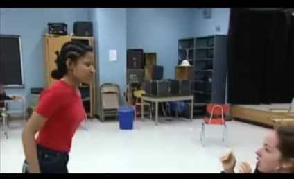 Nicki Minaj: Video of Rapper in High School Sparks Butt and Breast Implant Rumors
