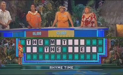 Wheel of Fortune Fail: What the L?!?