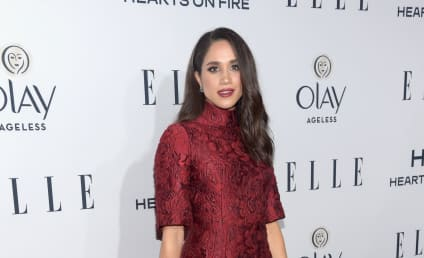 Meghan Markle: Did She FINALLY Meet the Queen?!