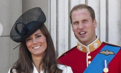 Prince William: Facial Hair or Facial Scare?