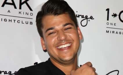 Happy 26th Birthday, Rob Kardashian!