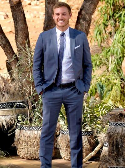 Peter Weber dalam Foto Promo