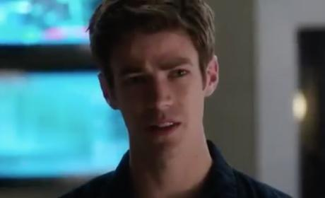 "The Flash Promo - ""Flash of Two Worlds"""