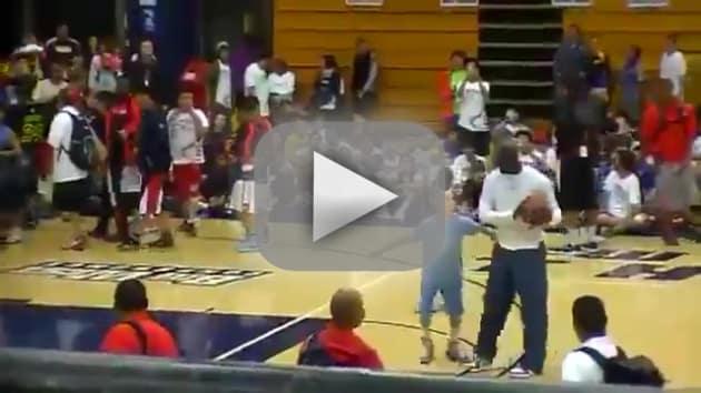Michael Jordan Dunks at 50