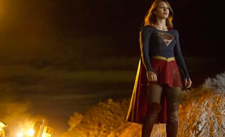 Grade the series premiere of Supergirl.
