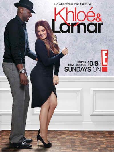 Khloe & Lamar Promo Pic