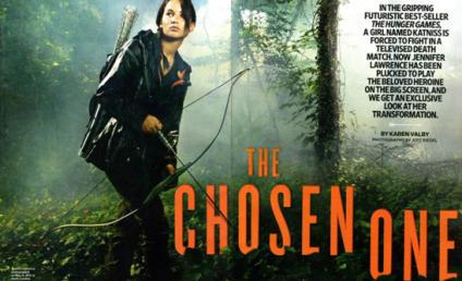 Jennifer Lawrence Speaks on Becoming Katniss Everdeen