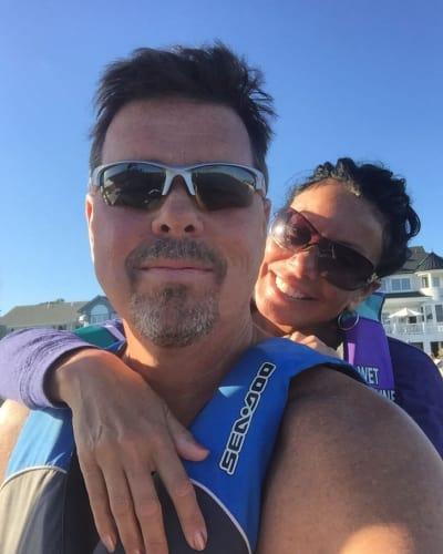 Danielle Staub, Husband