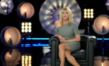 Suzanne Somers: Quitting Dancing with the Stars?!