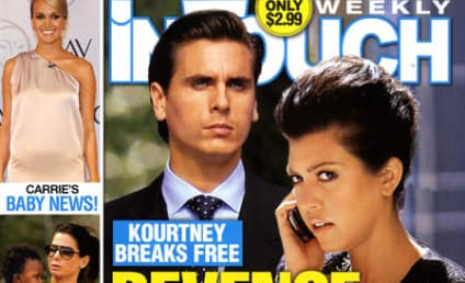 Scott Disick and Kourtney Kardashian: A Tabloid Timeline