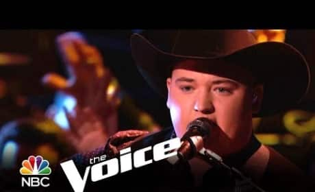 Jake Worthington - Don't Close Your Eyes (The Voice America's Pick)