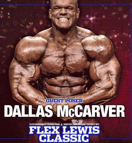 Dallas McCarver poster