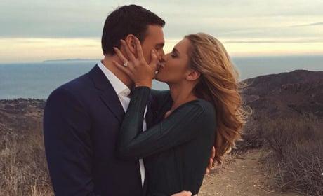 Kayla Rae Reid and Ryan Lochte