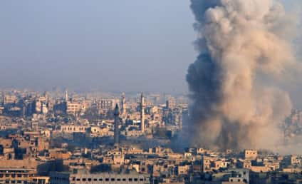 Aleppo Residents Record Mass Slaughter in Real Time, Tweet Goodbye