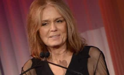 Gloria Steinem Defends Miley Cyrus, Blames Society for Singer's Antics