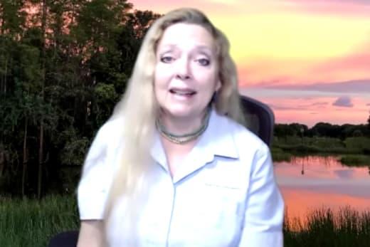 Carole Baskin on YouTube