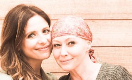 Sarah Michelle Gellar Shannen Doherty Pic