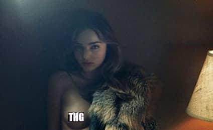 Miranda Kerr: Topless in Interview Magazine!