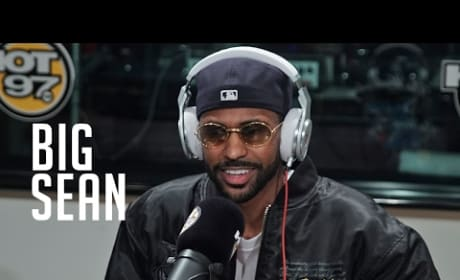 Big Sean Raps About Murdering Donald Trump: Listen Here!