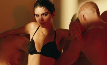 Kendall Jenner Has a HOT Three-way in New Calvin Klein Ad