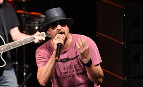 Kid Rock in NYC