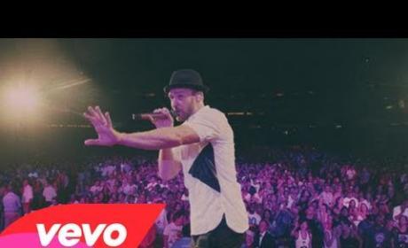 Justin Timberlake - Take Back The Night (Music Video)
