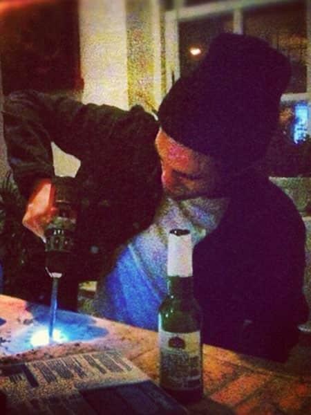 Robert Pattinson, Drill