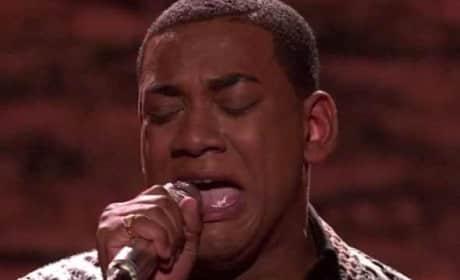 """Joshua Ledet - """"Without You"""""""