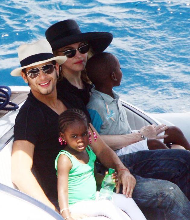 Madonna, Jesus Luz, Kids