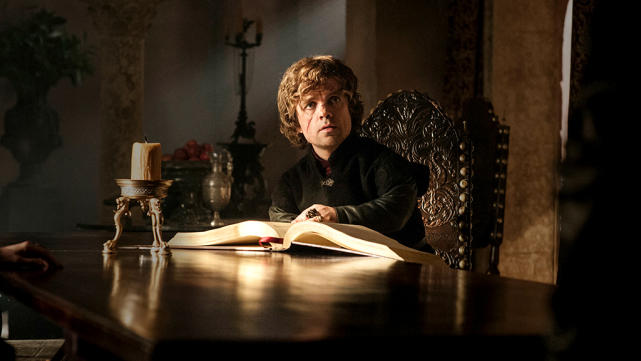 Tyrion on Knowledge