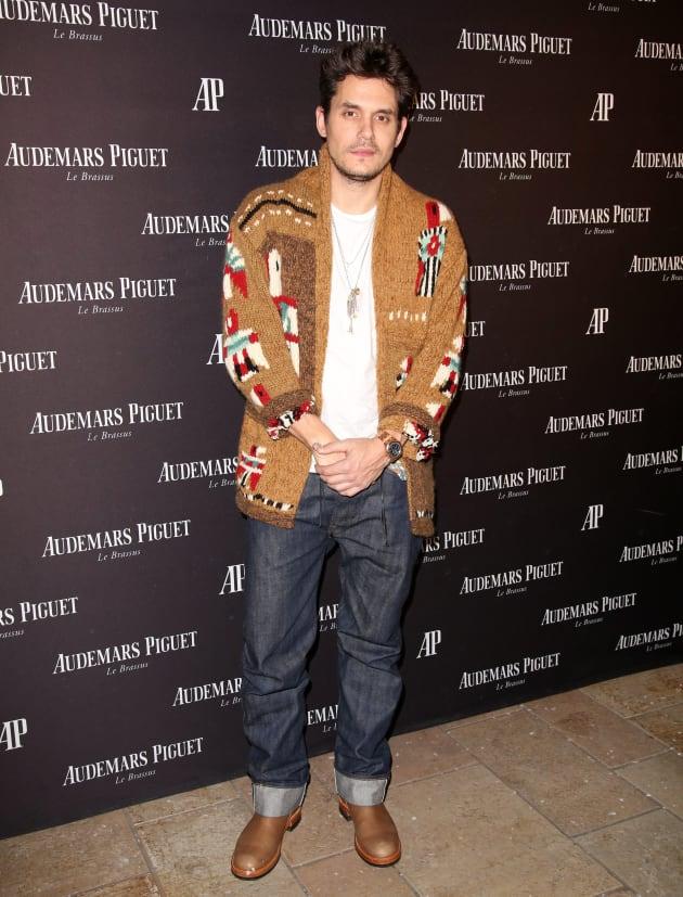 John Mayer: Audemars Piguet Beverly Hills Grand Opening
