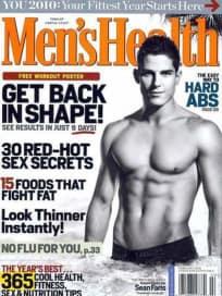 Men's Fitness Cover