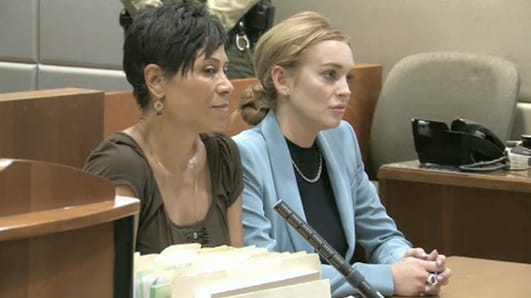 Lindsay Lohan Final Court Date
