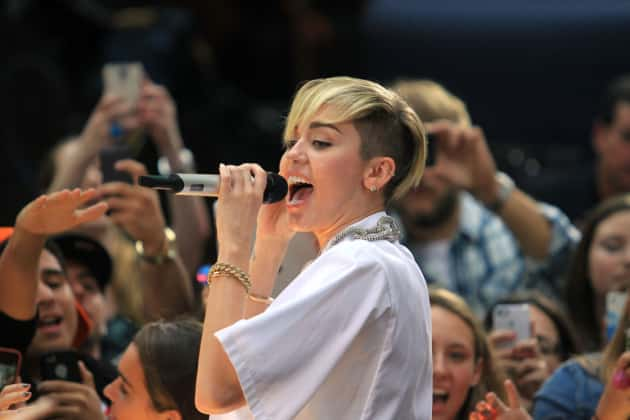 Miley Cyrus for Today