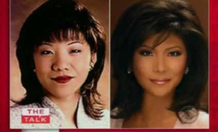 Julie Chen to Plastic Surgery Critics: I Don't Look Less Chinese!