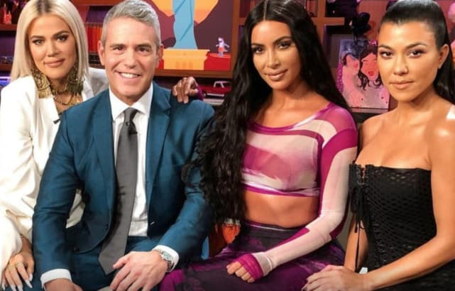 Kardashians Talk Tristan, Kris (Humphries!), Kanye and More!
