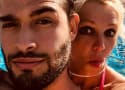 Britney Spears: Dying to Get Engaged to Sam Asghari! [Report]