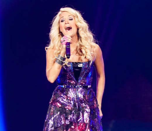 Carrie Underwood in Concert