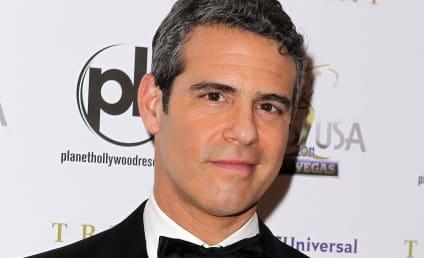 Andy Cohen to Make Bank for Upcoming Memoir